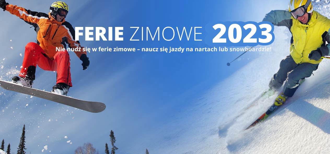 zdjęcie Ferie zimowe 2020