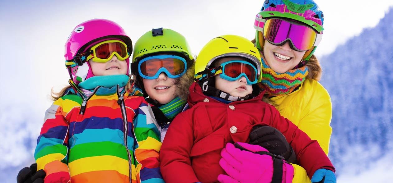 zdjęcie instruktorów szkoły narciarskiej